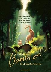 Смотреть мультфильм Бэмби 2