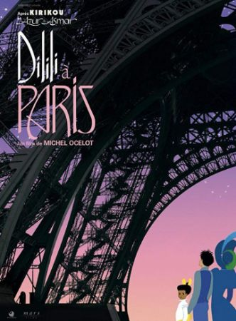 Смотреть мультфильм Дилили в Париже