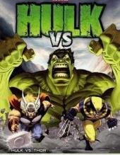 Смотреть мультфильм Халк против Тора