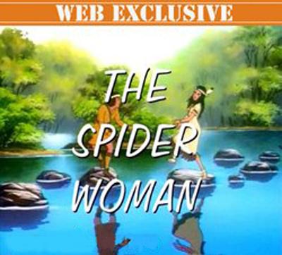 Смотреть мультфильм Женщина-паук и Покахонтас