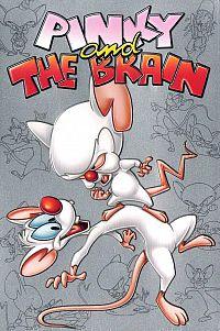 Смотреть мультфильм Пинки и Брейн