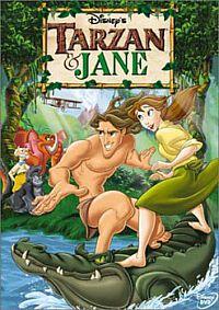 Смотреть мультфильм Тарзан и Джейн