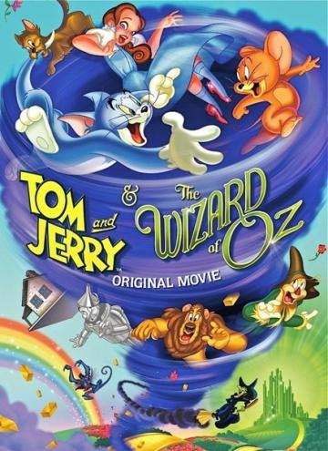 Смотреть фильм Том и Джерри: Возвращение в страну Оз