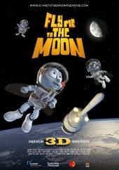 Смотреть мультфильм Мухнем на Луну