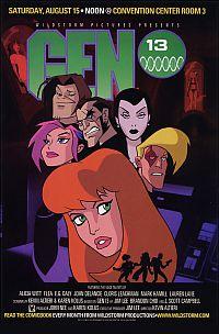 Смотреть мультфильм Ген 13