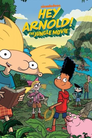 Смотреть мультфильм Эй, Арнольд! Приключения в джунглях