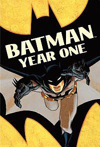 Смотреть мультфильм Бэтмен: Год первый