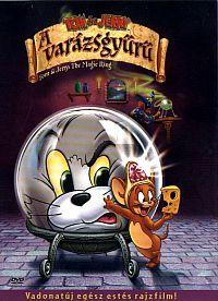 Смотреть мультфильм Том и Джерри: Волшебное кольцо