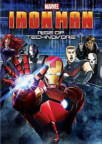 Смотреть мультфильм Железный Человек: Восстание Техновора