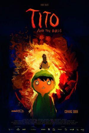 Смотреть мультфильм Тито и птицы