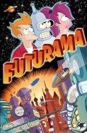 Смотреть мультфильм Футурама