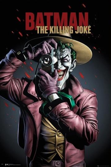 Смотреть фильм Бэтмен: Убийственная шутка