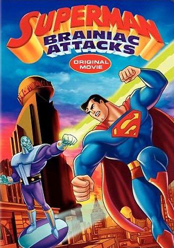 Смотреть фильм Супермен: Атака Брениака