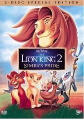 Смотреть мультфильм Король лев 2: Гордость Симбы