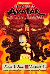 Смотреть мультфильм Аватар: Легенда об Аанге. Книга 3. Огонь