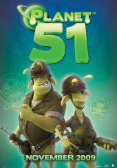 Смотреть мультфильм Планета 51