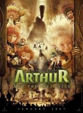 Смотреть мультфильм Артур и минипуты