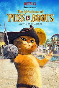 Смотреть мультфильм Приключения Кота в сапогах