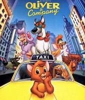 Смотреть мультфильм Оливер и компания