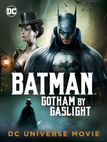 Смотреть мультфильм Бэтмен: Готэм в газовом свете