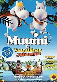 Смотреть мультфильм Муми-Тролли и летнее безумие