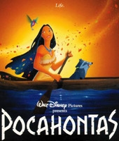 Смотреть мультфильм Покахонтас