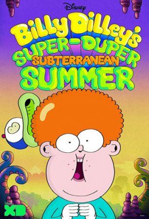 Смотреть мультфильм Супер-дупер подземное лето Билли Дилли