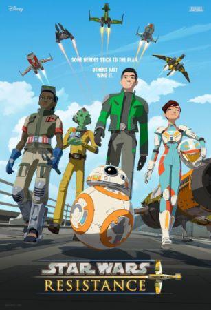 Смотреть мультфильм Звёздные войны: Сопротивление