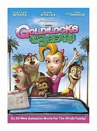 Смотреть мультфильм Златовласка и три медведя
