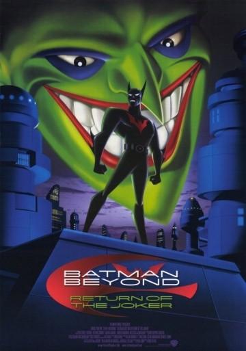 Смотреть мультфильм Бэтмен будущего: Возвращение Джокера