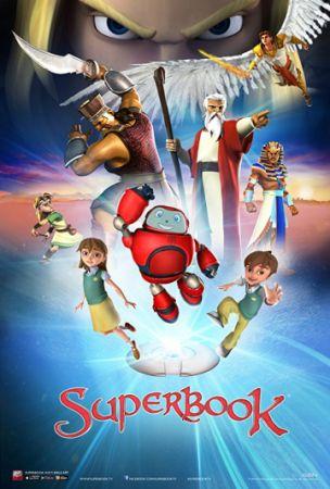 Смотреть мультфильм Суперкнига
