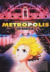 Смотреть мультфильм Метрополис