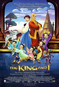 Смотреть мультфильм Король и я