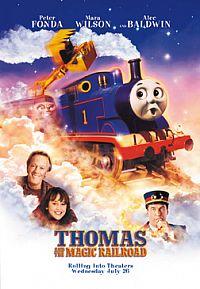 Смотреть мультфильм Томас и волшебная железная дорога