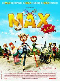 Смотреть мультфильм Макс и его компания