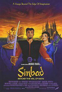 Смотреть мультфильм Синбад: Завеса туманов