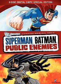 Смотреть мультфильм Супермен/Бэтмен: Враги общества