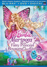 Смотреть мультфильм Barbie: Марипоса и Принцесса-фея