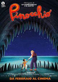 Смотреть мультфильм Пиноккио