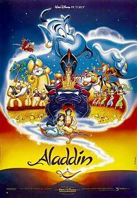 Смотреть мультфильм Аладдин