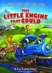 Приключения маленького паровозика