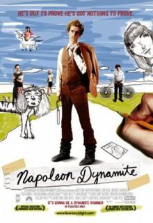 Смотреть фильм Наполеон Динамит