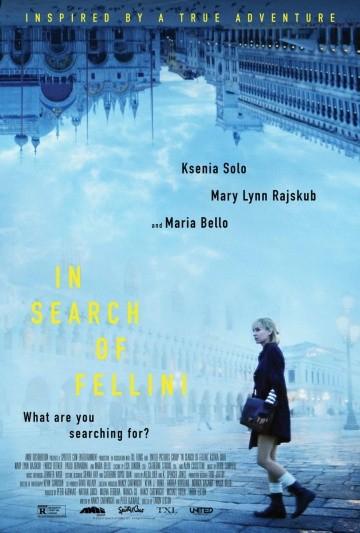 Смотреть фильм В поисках Феллини