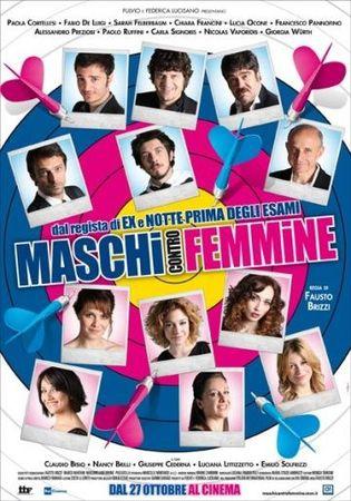 Смотреть фильм Мужчины против женщин