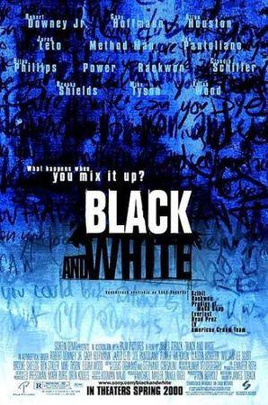 Смотреть фильм Черное и белое