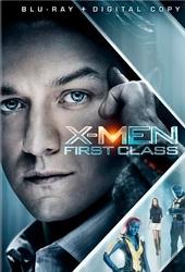Смотреть фильм Люди Икс: Первый клас