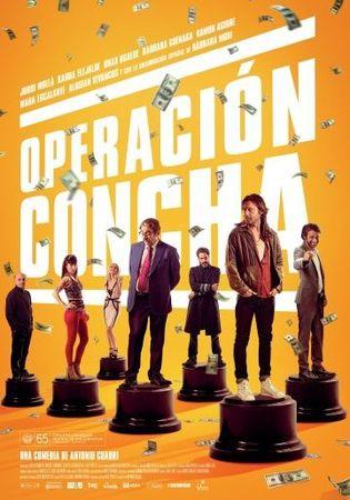Смотреть фильм Операция «Золотая ракушка»