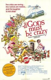 Смотреть фильм Боги, наверное, сошли с ума