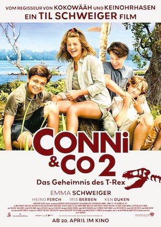 Смотреть фильм Конни и компания: Тайна Ти-Рекса