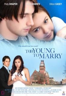 Смотреть фильм Чересчур молоды для женитьбы